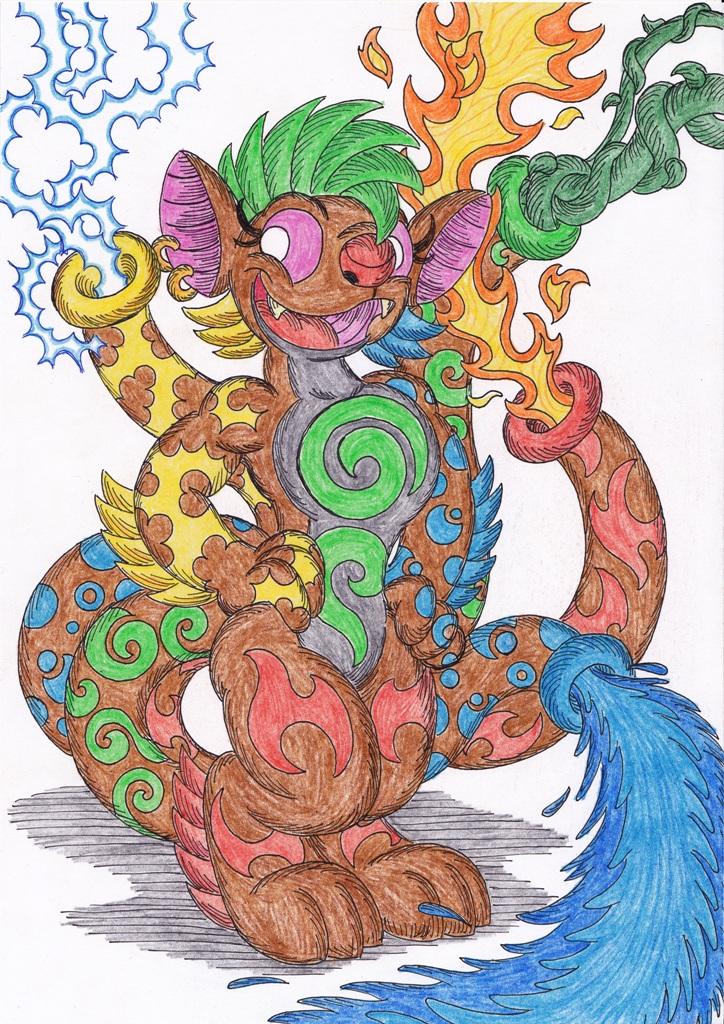 Lilo And Stitch Experiments Deviantart