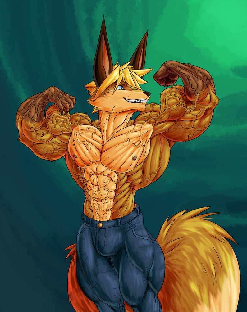 Beast Keane by ACommonMisconception