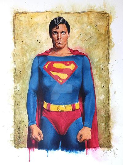 Superman by paddavis