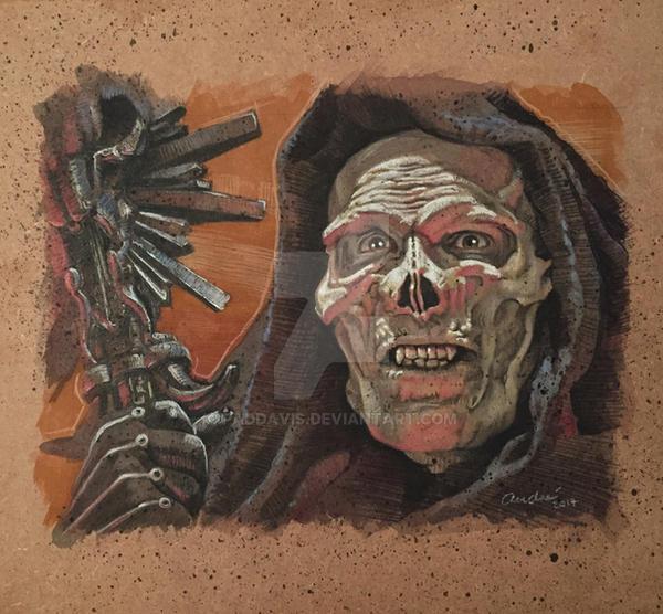 Movie Skeletor by paddavis