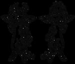 Stardasher F2U Lineart! by CuttleSkulls