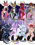 March Stardragon Boys Batch 1 (CLOSED)