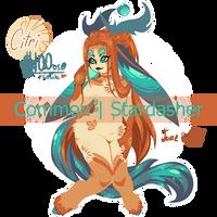 StardragonSaturdayAdopt: Citri Dasher (CLOSED)