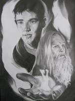 Merlin by viki941116