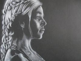 Daenerys Targaryen by viki941116