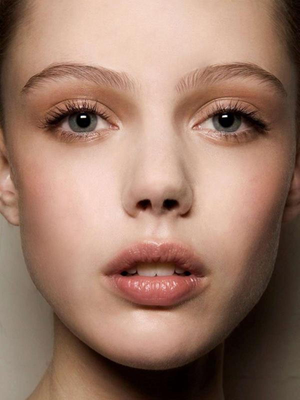 Фото привлекательного макияжа