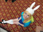 Adventure Time: Fionna The Human