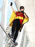 Young Justice: Dick Grayson I mean.. Robin