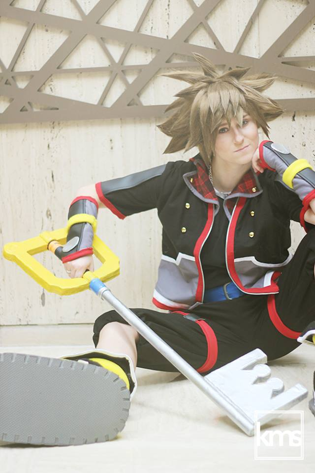 Kingdom Hearts 3 by Moxiemelody