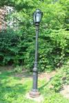 Light post/Lamp/Street light Stock by BeccaB323