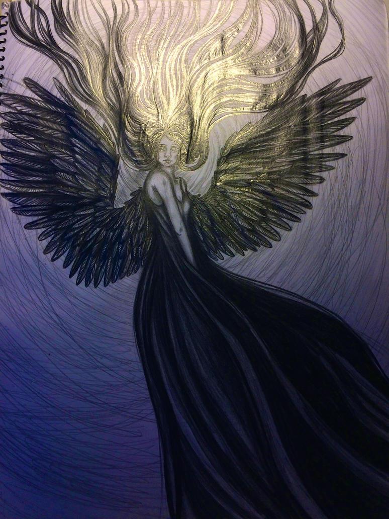 Angel Light by SomethingSchmancy