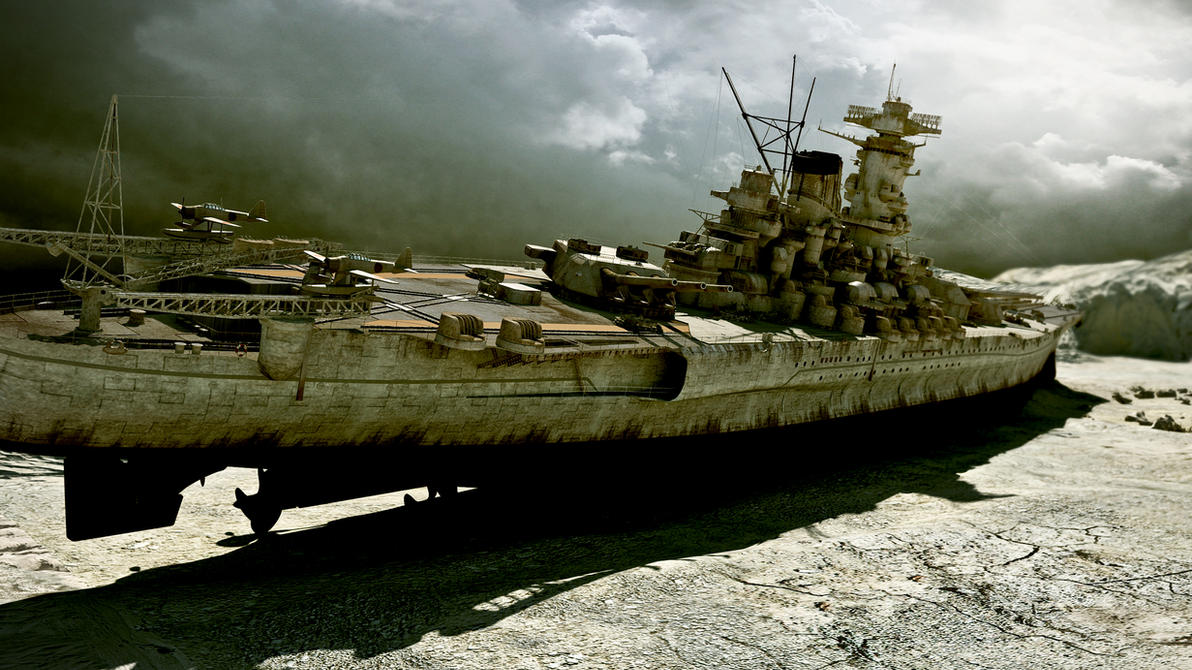 Yamato By Kremel On Deviantart