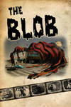 The Blob remake poster