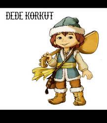 Junior Dede Korkut by Kidsoul