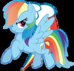 Rainbow dash (happy rainbow dash day! Late)