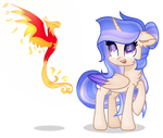 MLP Free-hand OC and Pet commission#1