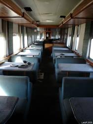 Trem de prata abandonado 7