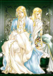 Glorfindel and Gildor