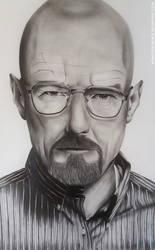 Walter White (Heisenberg) by montageofheck