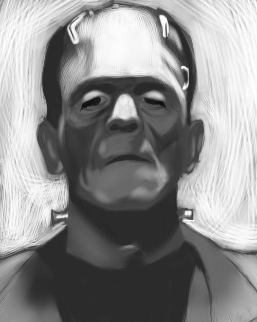 Frankenstein by TheTrueDreamer