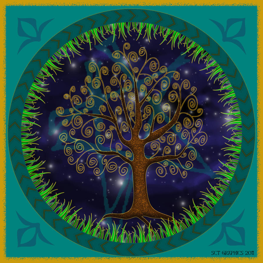 tree of life by sct graphics on deviantart