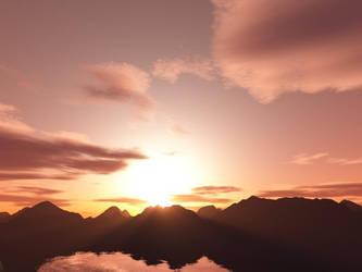 Sun Set 2 by AncientW