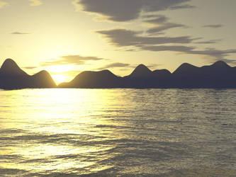 Sun Set 4 by AncientW