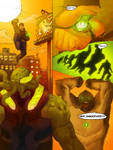 What if Ben 10 is a legit comic book - Page 1
