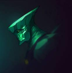diamondhead by leonardovincent