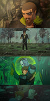 What if BEN 10 was a better show by leonardovincent