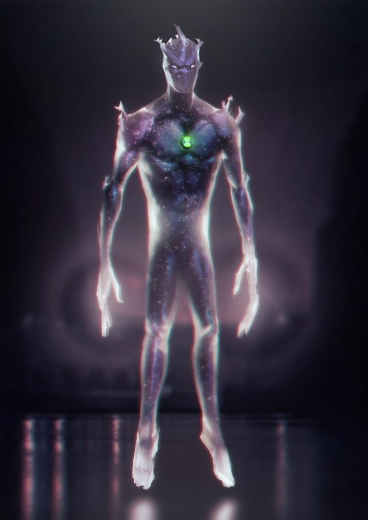 Realistic alien x by leonardovincent on deviantart - Ben ten alien x ...