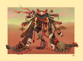 Tribe Elder Axolotl