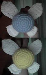 Crochet Navi From Zelda (with Pattern)