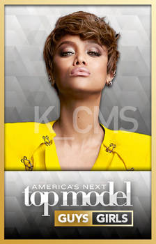 America's Next Top Model book cover poster