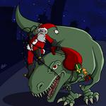 Santa is Getting it done