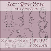 Short Stack Add On Bundle #1
