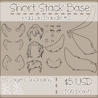 Short Stack Add On Bundle #2