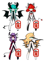 Demon Adoptables [[SOLD]]