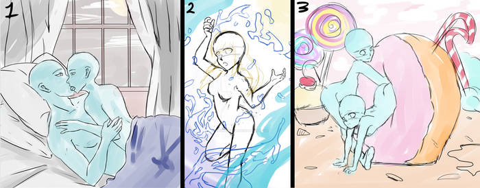 Assorted YCH [OPEN 1/3]