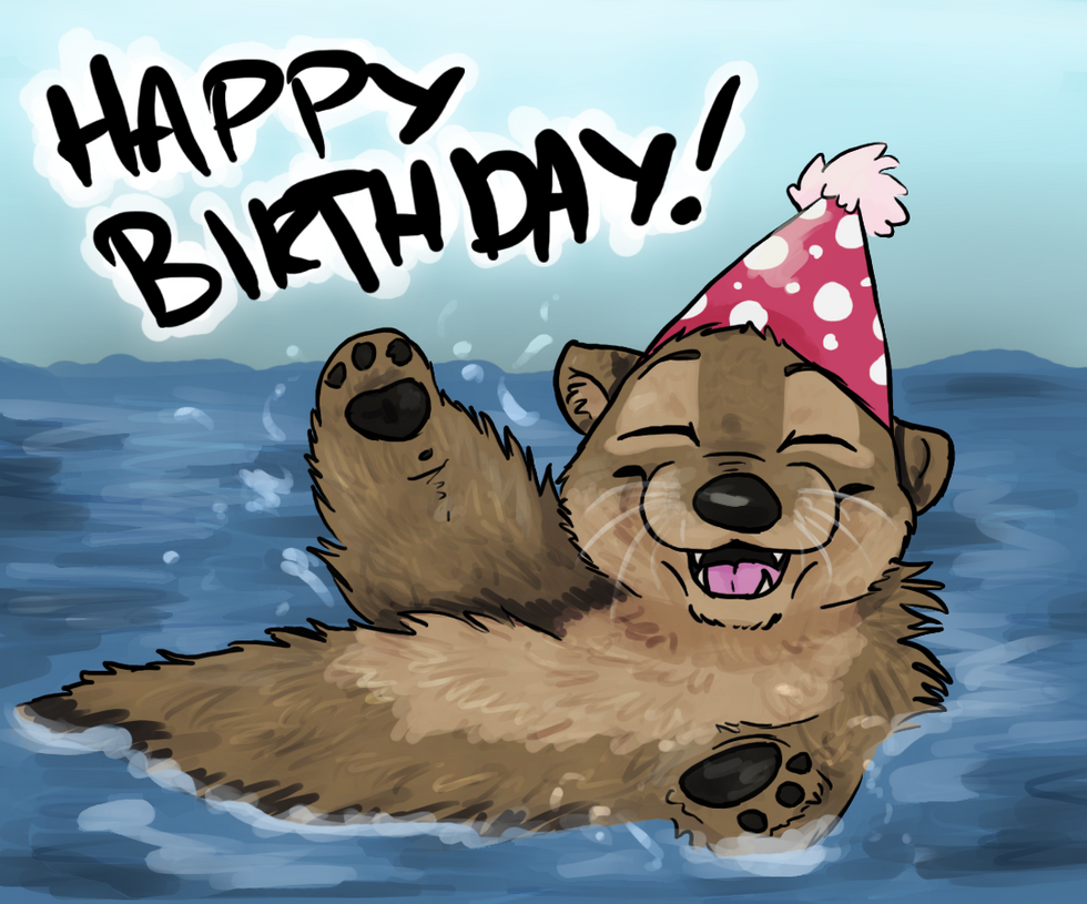 charlie_the_birthday_otter_by_quiell-d5u