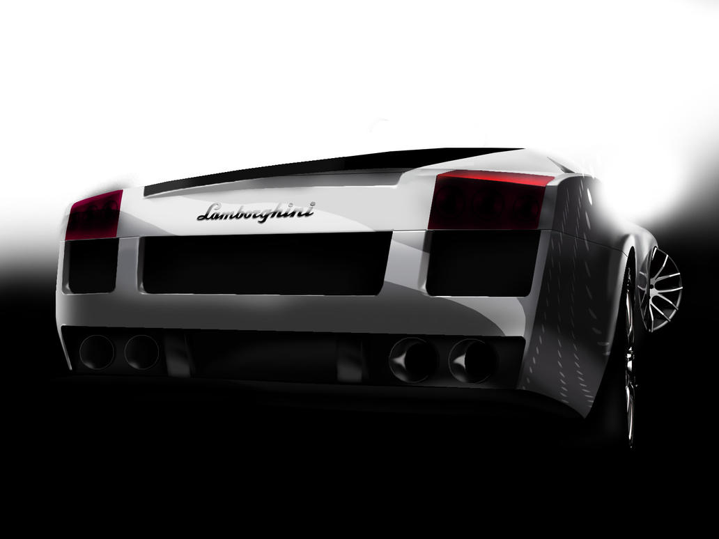 Lamborghini by ussmees