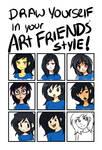 [MEME] Draw Like Your Friends
