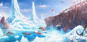 Arctic Shipwreck