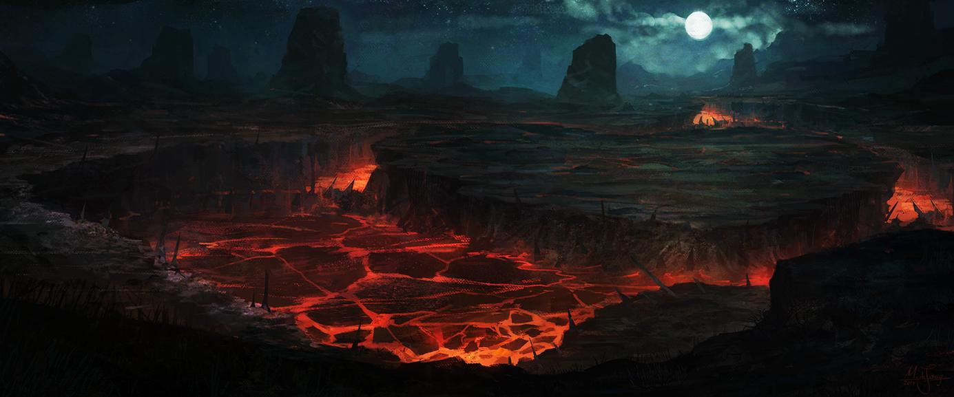 Lava by artificialguy