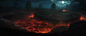 Lava by artificialguy