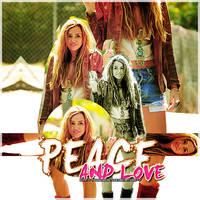 +PeaceNLove by townofsecrets