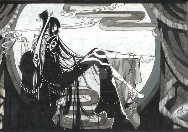 Yuuko Ichihara by melon-banzai