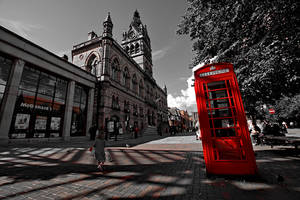 Northgate Street, Chester, UK