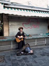 Street shoot Israel-Palestine 1