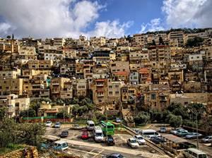 Somewhere in Jerusalem